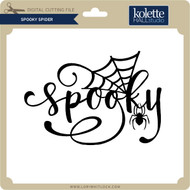Spooky Spider