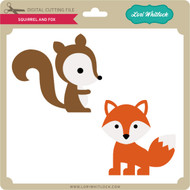 Squirrel and Fox