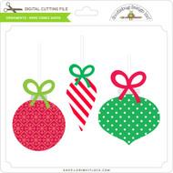 Ornaments - Here Comes Santa