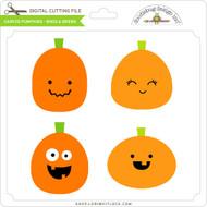 Carved Pumpkins - Boos & Brews