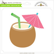 Coconut Drink - Fun in the Sun
