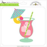 Umbrella Drink - Fun in The Sun