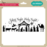 Full Nativity Silent Night