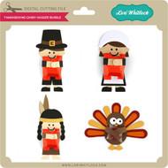 Thanksgiving Candy Hugger Bundle