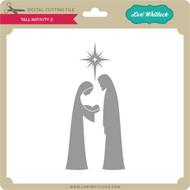 Tall Nativity 2