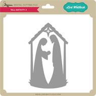 Tall Nativity 3