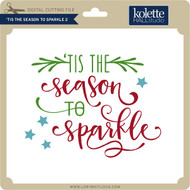 Tis The Season to Sparkle 2