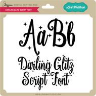 Darling Glitz Script Font