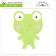 Frog Sugar & Spice
