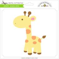 Giraffe Sugar & Spice