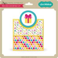 Peek a Boo Card Birthday Gift