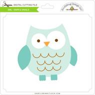 Owl Snips & Snails