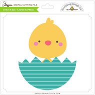Chick In Egg - Easter Express
