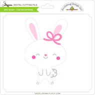 Mrs Bunny - Easter Express