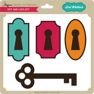 Key and Lock Set