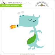 Puff Dragon - Dragon Tails