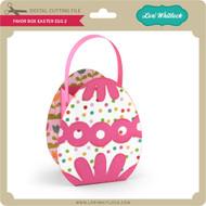 Favor Box Easter Egg 2