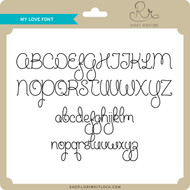 My Love Font