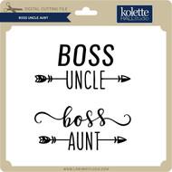 Boss Uncle Aunt