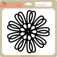 Flower Doily 5