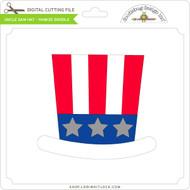 Uncle Sam Hat - Yankee Doodle