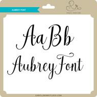 Aubrey Font