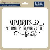 Memories Timeless Treasure
