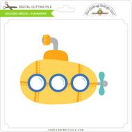 Anchors Aweigh - Submarine