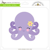 Under The Sea - Octopus