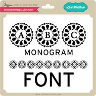 Monogram Medallion Font