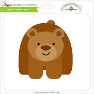 Happy Camper - Bear