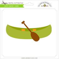 Happy Camper - Canoe