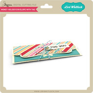 Money Holder Envelope with Tag