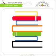Back To School - Books