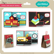 School Card and Gift Bundle