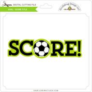 Goal - Score Title
