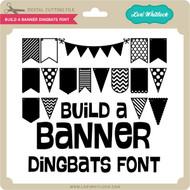 Build A Banner Dingbats Font