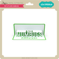 Pop Up Card Humbugs