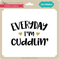 Everyday I'm Cuddlin