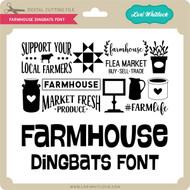 Farmhouse Dingbats Font