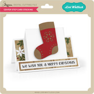 Center Step Card Stocking