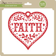 Scandi Heart Faith