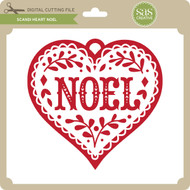 Scandi Heart Noel