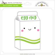Milk & Cookies - Egg Nog