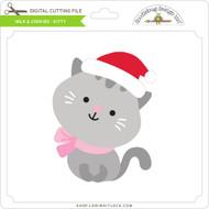 Milk & Cookies - Kitty
