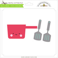 Milk & Cookies - Stove Accessories
