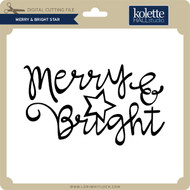 Merry & Bright Star