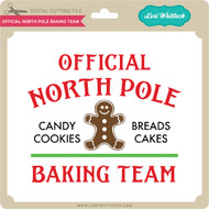 Official North Pole Baking Team