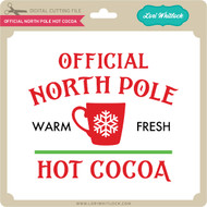 Official North Pole Hot Cocoa