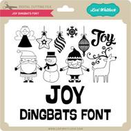 Joy Dingbats Font